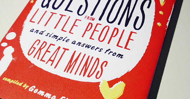 Big Questions from Little People & Simple Answers from Great Minds