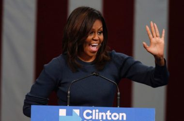 Michelle Obama repudia a Trump